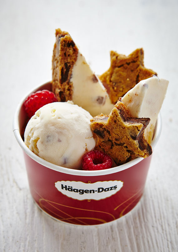 Phil Mundy, Haagen Dazs, food stylist