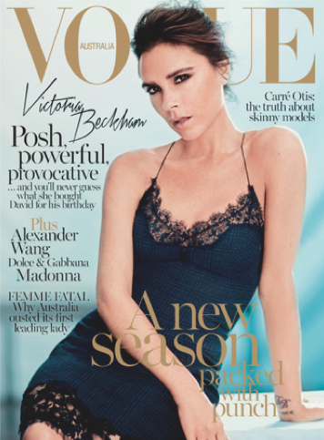 Vogue Australia, Helen Macintyre, prop stylist, set design