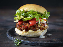 Jack Sargeson, burgers, food styling