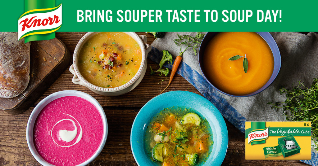 Knorr cubes, Steffi Knowles-Dellner, professional food stylist