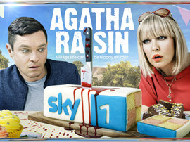 Sue Townsend, professional food stylist, Sky, Agatha Raisin