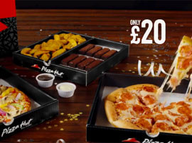 Pizza Hut, Sue Townsend, Professional Food Stylist, food styling