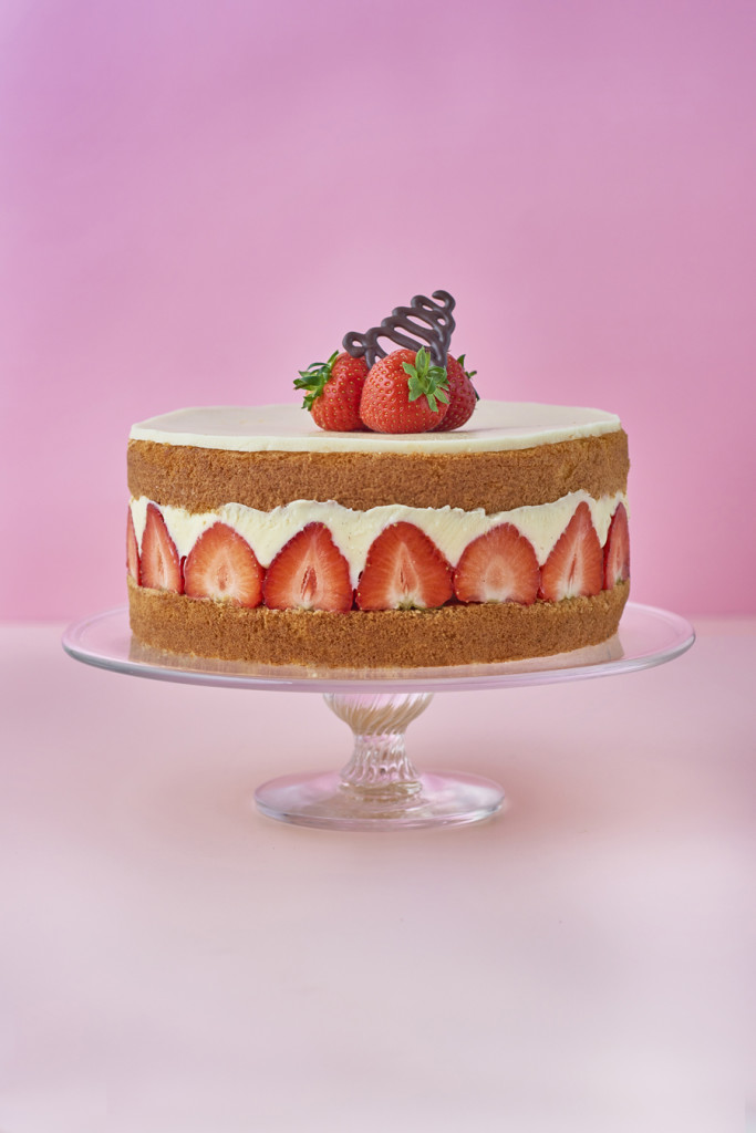 Juliet Sear, professional food stylist, Style Department, cake